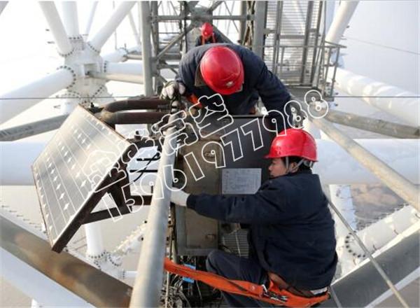 高空电箱维修